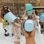 обливание холодной водой
