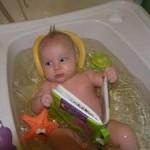 ванная для ребенка