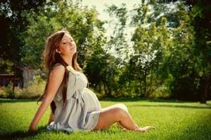 нормальное течение беременности