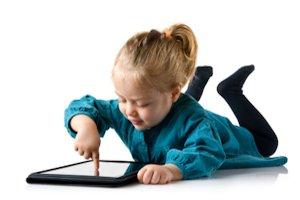 планшет, детский компьютер