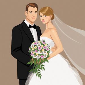 образ на свадьбу