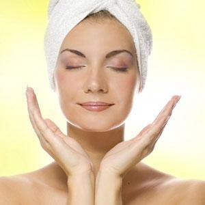 чистое лицо и идеальные брови