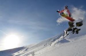 сноуборд, сноубордист, зима