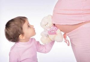 второй ребенок, беременность