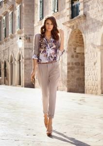 брюки, мода, блуза, блузка