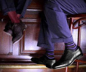носки, туфли