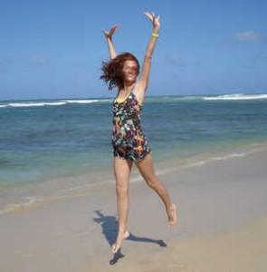 походка, отпуск, море