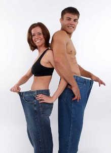 похудение, вес