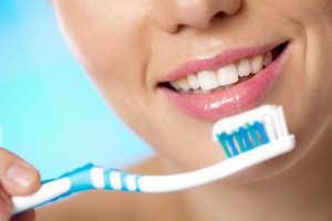 зубная паста, щетка