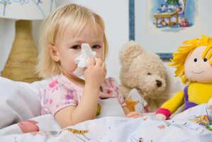 простуда детская