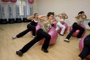 гимнастика, тренировка, спорт