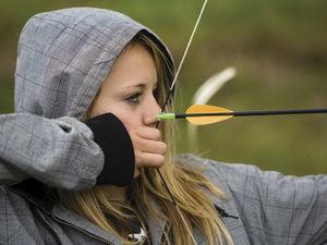 спорт, стрельба из лука