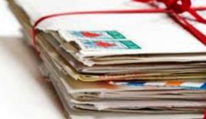письмо, почта