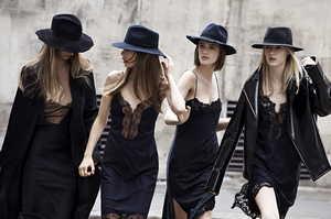 бельевой стиль, мода