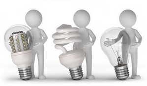 лампы, лампочки, освещение