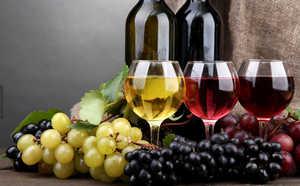 вино, виноград, алкоголь