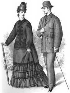 старинная мода